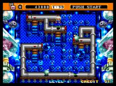 Neo Bomberman Neo Geo 55