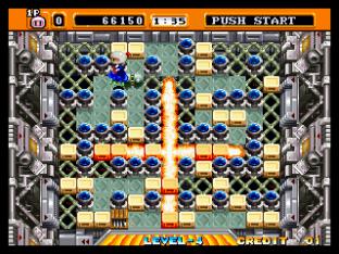 Neo Bomberman Neo Geo 86