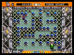 Neo Bomberman Neo Geo 89