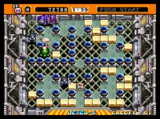 Neo Bomberman Neo Geo 92