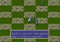 Phantasy Star 3 Megadrive 044