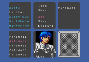 Phantasy Star 3 Megadrive 056