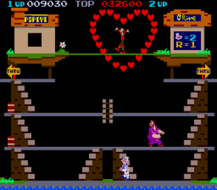 Popeye Arcade 12