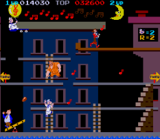 Popeye Arcade 21