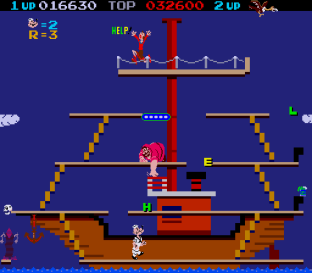 Popeye Arcade 31