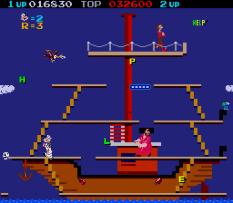 Popeye Arcade 32