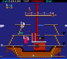 Popeye Arcade 33