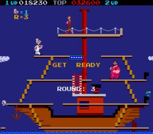 Popeye Arcade 34