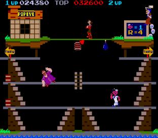 Popeye Arcade 42