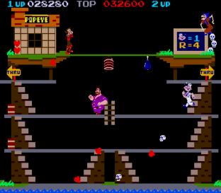 Popeye Arcade 45