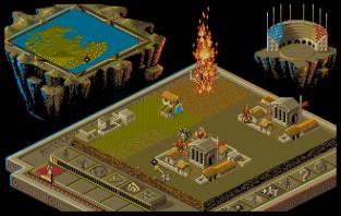 Populous 2 Amiga 09