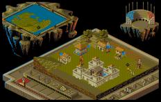 Populous 2 Amiga 10