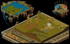 Populous 2 Amiga 11