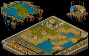 Populous 2 Amiga 20