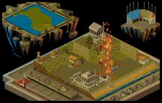 Populous 2 Amiga 22