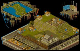 Populous 2 Amiga 23