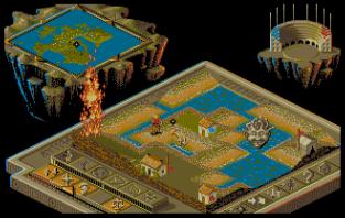 Populous 2 Amiga 31