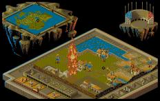 Populous 2 Amiga 33