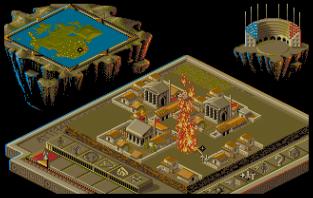 Populous 2 Amiga 34