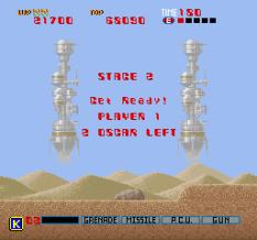 Psycho-Nics Oscar Arcade 021