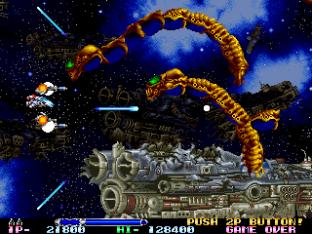 R-Type Leo Arcade 009