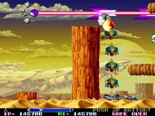 R-Type Leo Arcade 042