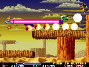 R-Type Leo Arcade 056