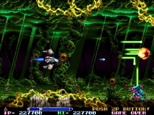 R-Type Leo Arcade 064