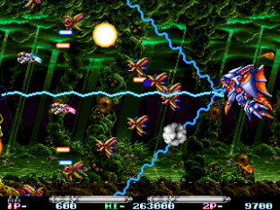 R-Type Leo Arcade 075