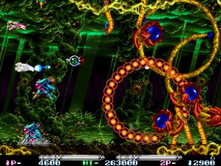 R-Type Leo Arcade 078