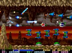 R-Type Leo Arcade 098