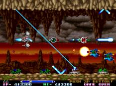 R-Type Leo Arcade 099
