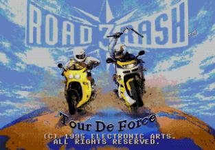 Road Rash 3 Megadrive 001
