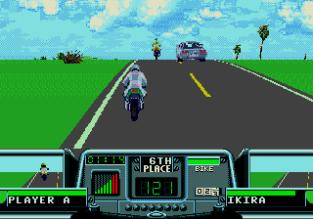 Road Rash 3 Megadrive 009