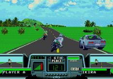 Road Rash 3 Megadrive 010