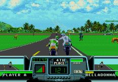 Road Rash 3 Megadrive 011