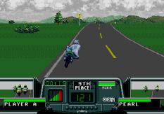 Road Rash 3 Megadrive 021
