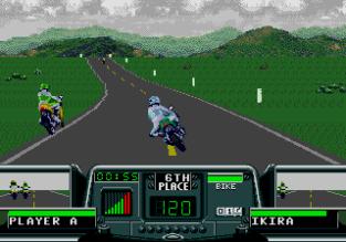 Road Rash 3 Megadrive 023