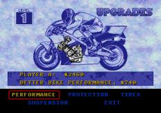Road Rash 3 Megadrive 032