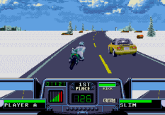 Road Rash 3 Megadrive 043