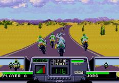 Road Rash 3 Megadrive 054