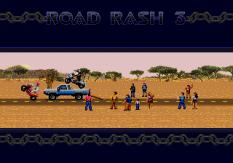 Road Rash 3 Megadrive 093