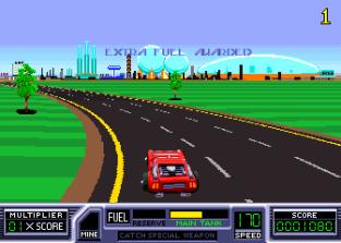 RoadBlasters Arcade 12
