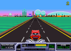 RoadBlasters Arcade 22