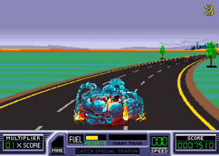RoadBlasters Arcade 64