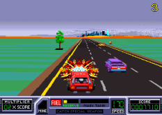 RoadBlasters Arcade 65