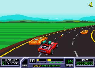 RoadBlasters Arcade 78