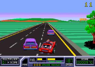 RoadBlasters Arcade 86