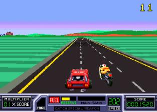 RoadBlasters Arcade 89