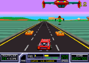 RoadBlasters Arcade 97
